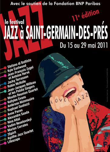Jazz à Saint-Germain-des-Prés