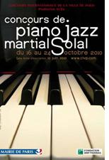 Edition 2010 du Concours international de piano jazz Martial Solal