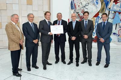 Remise du prix - Fondation Alphonse Weicker