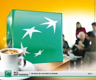 Affiche Café BGL