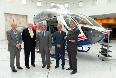 Hélicoptère de simulation de vol