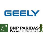 Geely Automobile and BNP Paribas Personal Finance