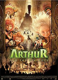 Arthur and the Minimoys - Poster