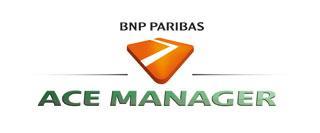 Ace Manger BNP Paribas logo
