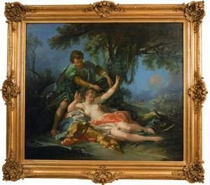 François Boucher © Mobilier National