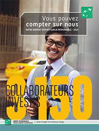 Rapport Annuel RSE BNP Paribas Investment Partners