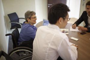 BNP Paribas en faveur de l'emploi des personnes en situation de handicap