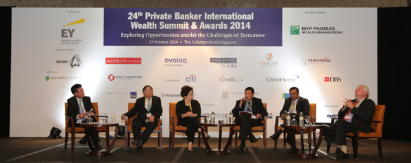 BNP Paribas Wealth Management récompensé aux Private Banker International Awards 2014