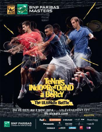 BNP Paribas Masters 2014