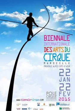 Biennale internationale des Arts du Cirque 2014