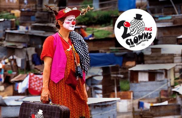 20 ans Clowns Sans Frontières