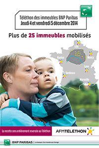 Téléthon des Immeubles - BNP Paribas