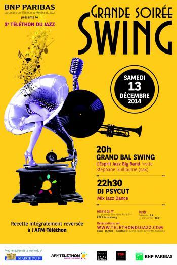 Grande Soirée Swing 2014