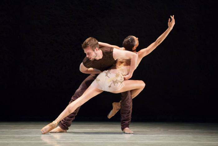 """Writing Ground"" du Alonzo King LINES Ballet"