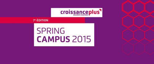 Spring Campus 2015 de CroissancePlus