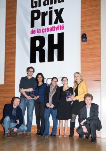 Grand Prix de la Créativité RH