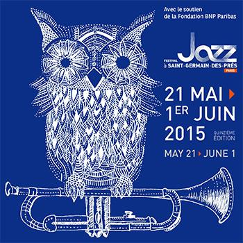 Festival Jazz à St Germain des Prés, Paris