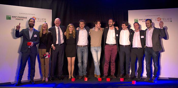 MIT Innovateurs de moins de 35 ans en Belgique