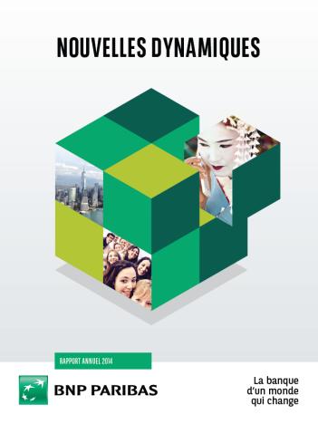 Rapport Annuel 2014 de BNP Paribas