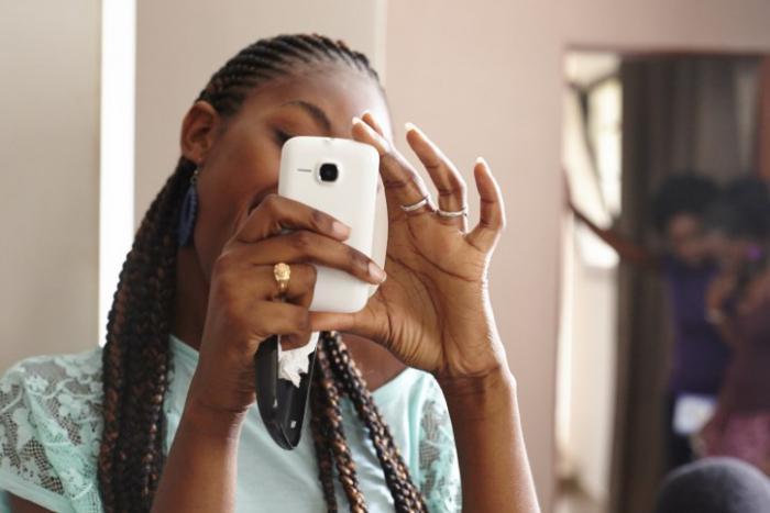 Le paiement par selfie