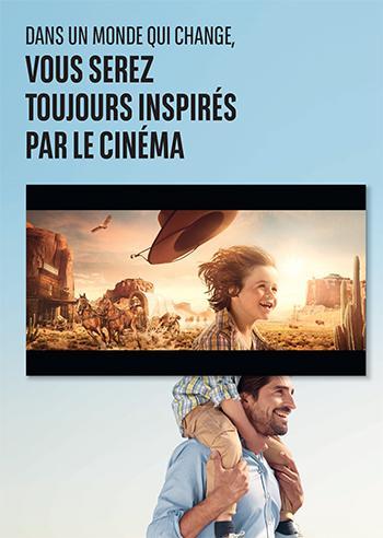 La Rentrée Cinéma BNP Paribas 2015