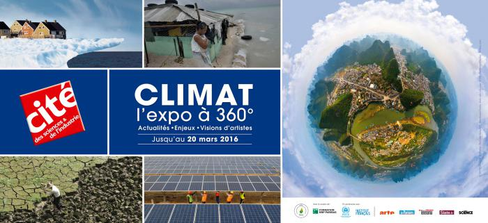 Climate, a Panoramic Exhibition